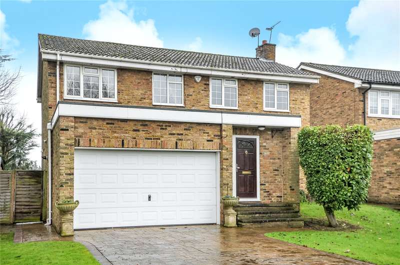 4 Bedrooms Detached House for sale in Cleveland Close, Maidenhead, Berkshire, SL6