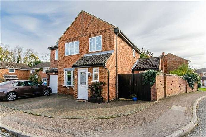 5 Bedrooms Detached House for sale in Ashmead Drive, Hardwick