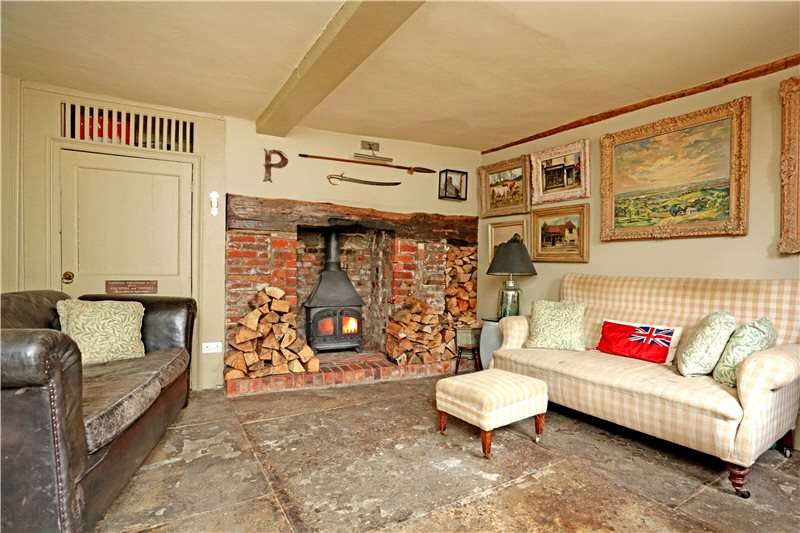 5 Bedrooms Detached House for sale in Silver Street, Warminster, Wiltshire, BA12