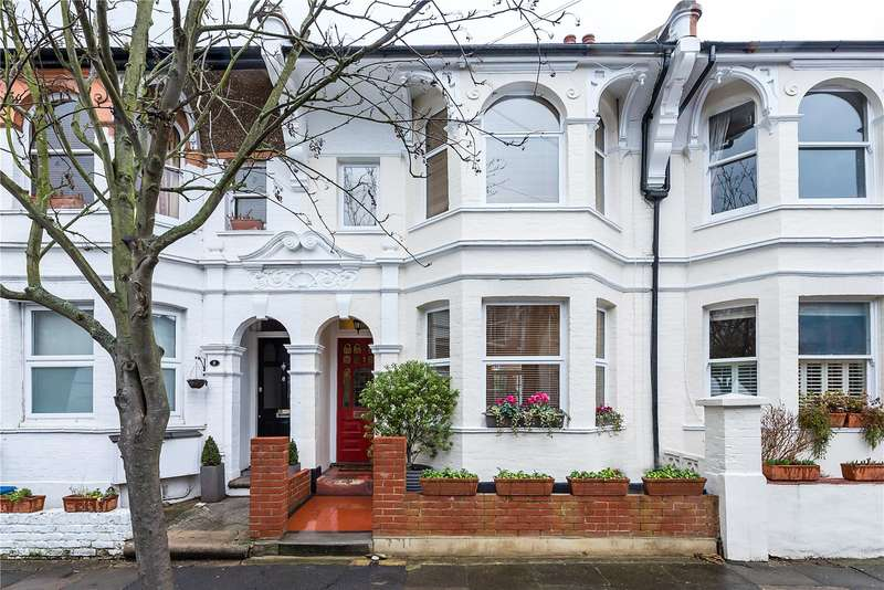 3 Bedrooms Terraced House for sale in Warwick Road, Hampton Wick, KT1