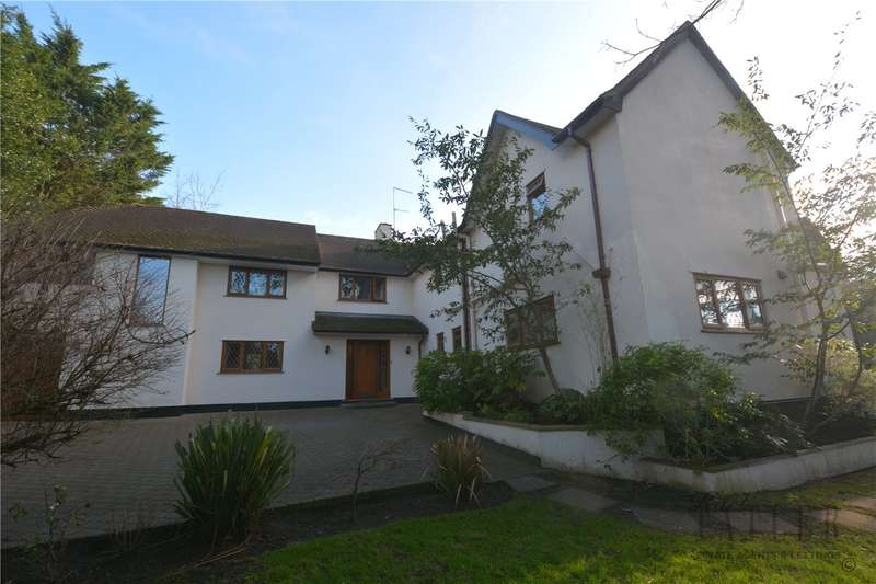 4 Bedrooms Detached House for sale in School Hill, Lower Heswall, Wirral