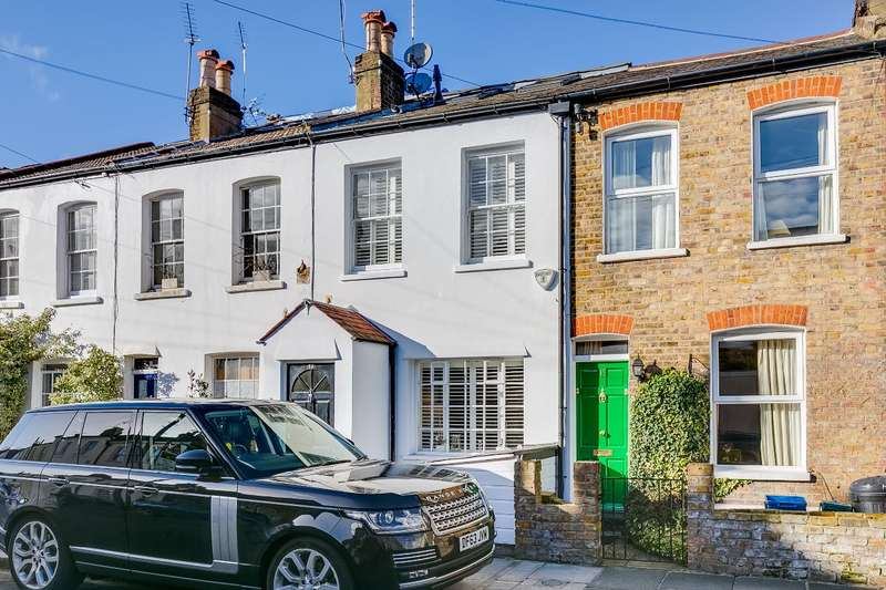 3 Bedrooms Terraced House for sale in Little Chelsea, Barnes