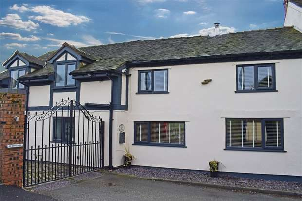 3 Bedrooms Semi Detached House for sale in Swan Bank, Talke, Stoke-on-Trent, Staffordshire
