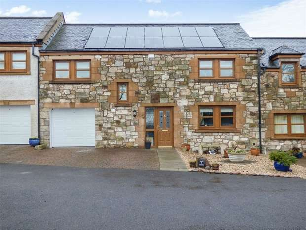 3 Bedrooms Link Detached House for sale in The Steadings, Kinross