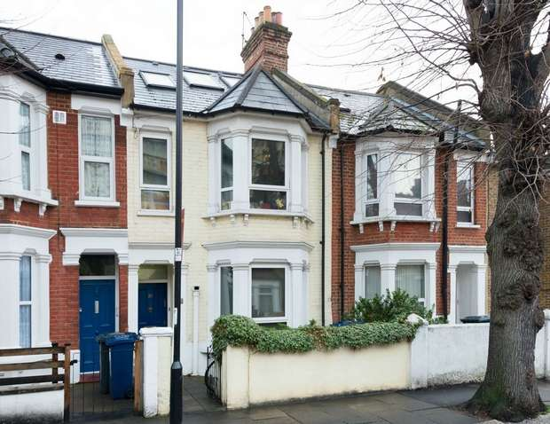 4 Bedrooms Terraced House for sale in Brouncker Road, Acton