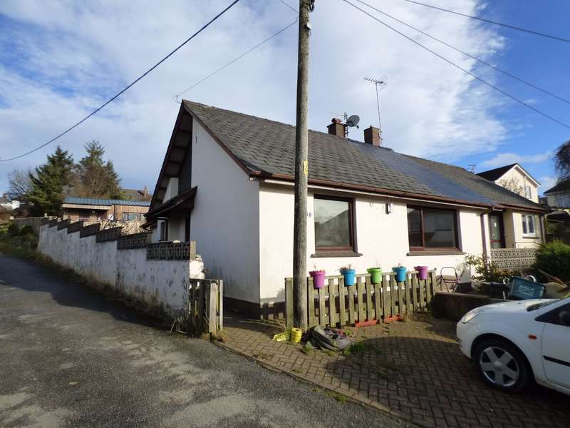 2 Bedrooms Semi Detached Bungalow for sale in Okehampton