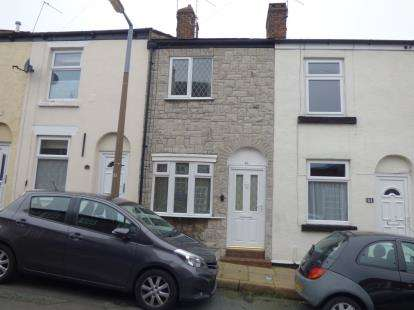 2 Bedrooms Terraced House for sale in South Park Road, Macclesfield, Cheshire