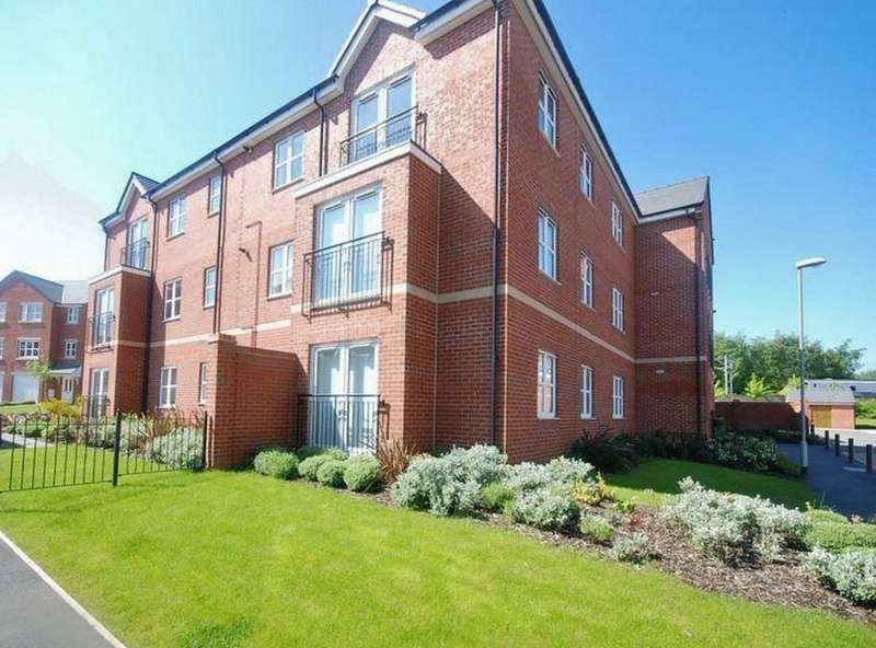 2 Bedrooms Ground Flat for sale in Newsome Court, East Ardsley