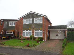 4 Bedrooms Detached House for sale in Helding Close, Herne Bay