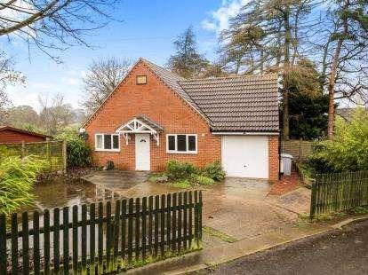 3 Bedrooms Bungalow for sale in Long Meadow Hill, Lowdham, Nottingham, Nottinghamshire