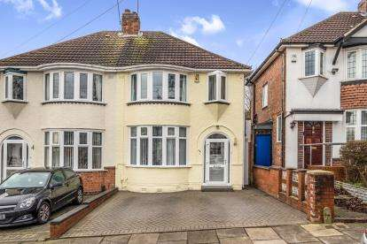 3 Bedrooms Semi Detached House for sale in Charlbury Crescent, Birmingham, West Midlands, Na