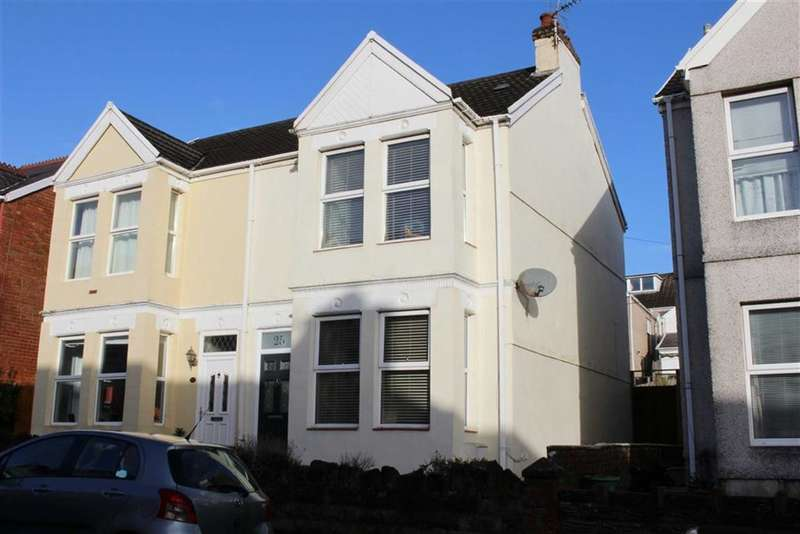 3 Bedrooms Property for sale in Queens Road, Mumbles