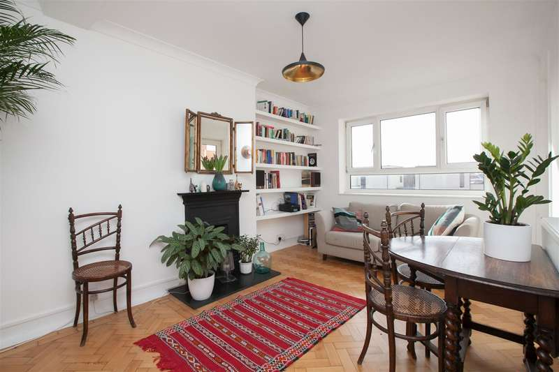 2 Bedrooms Flat for sale in Lordship Terrace, London