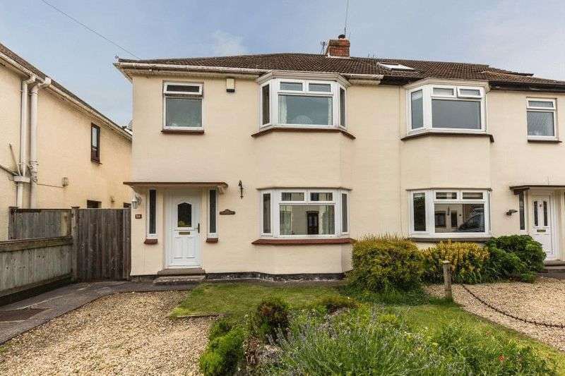 3 Bedrooms Semi Detached House for sale in Dommetts Lane, Frome