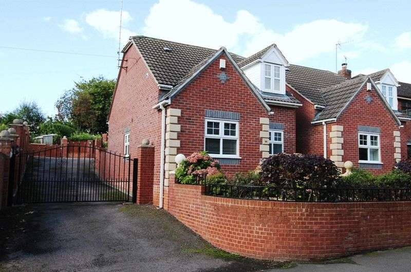 2 Bedrooms Detached Bungalow for sale in Cotwall End Road, Dudley