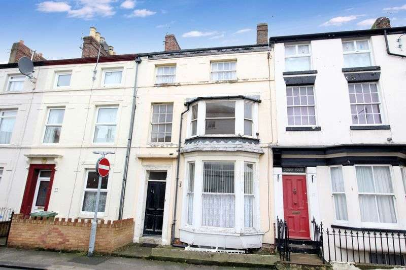 4 Bedrooms Terraced House for sale in Bedford Street, Scarborough, YO11 1DB