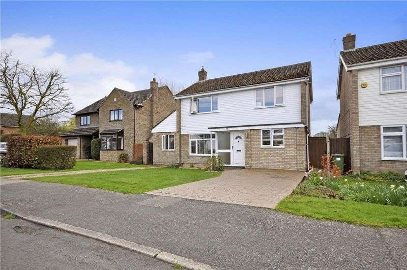 4 Bedrooms Detached House for sale in Horseshoes Way, Brampton