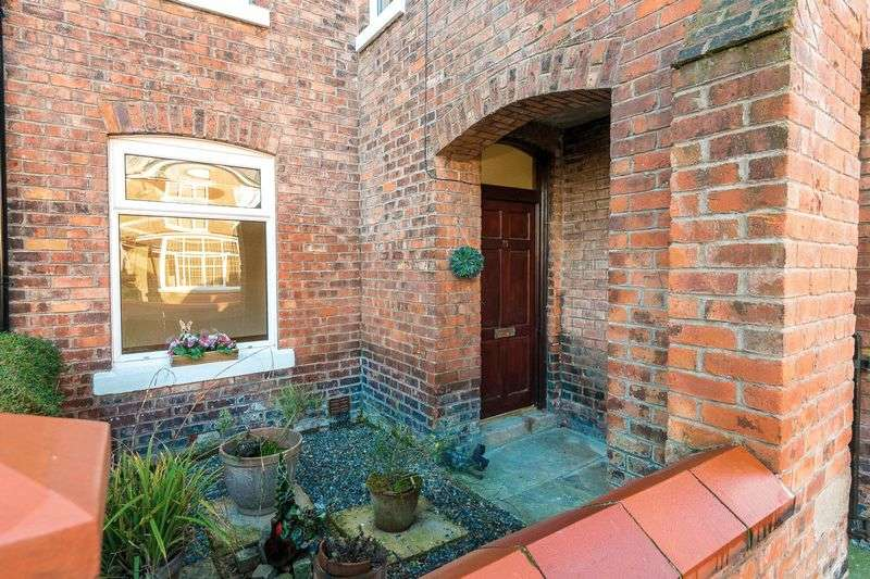 3 Bedrooms Terraced House for sale in Westhead Road, Croston