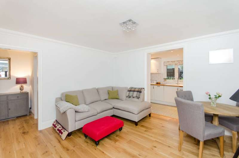 2 Bedrooms Flat for sale in Angles Road, Streatham, SW16
