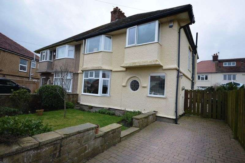 3 Bedrooms Semi Detached House for sale in Wynstay Road Meols