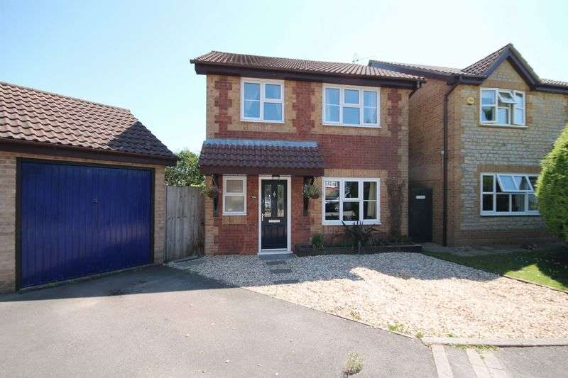 3 Bedrooms Detached House for sale in Inglestone Road, Wickwar, Wotton-Under-Edge