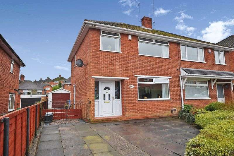 3 Bedrooms Semi Detached House for sale in Phillipson Way, Smallthorne