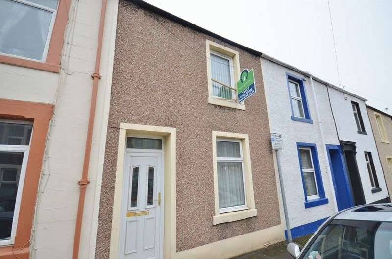 2 Bedrooms Terraced House for sale in Darcy Street, Workington