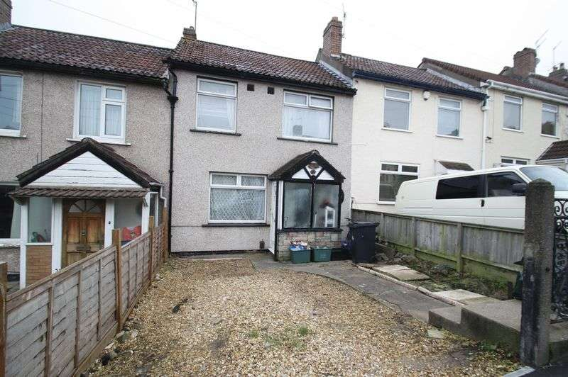 3 Bedrooms Terraced House for sale in Whitwell Road, Hengrove, Bristol, BS14