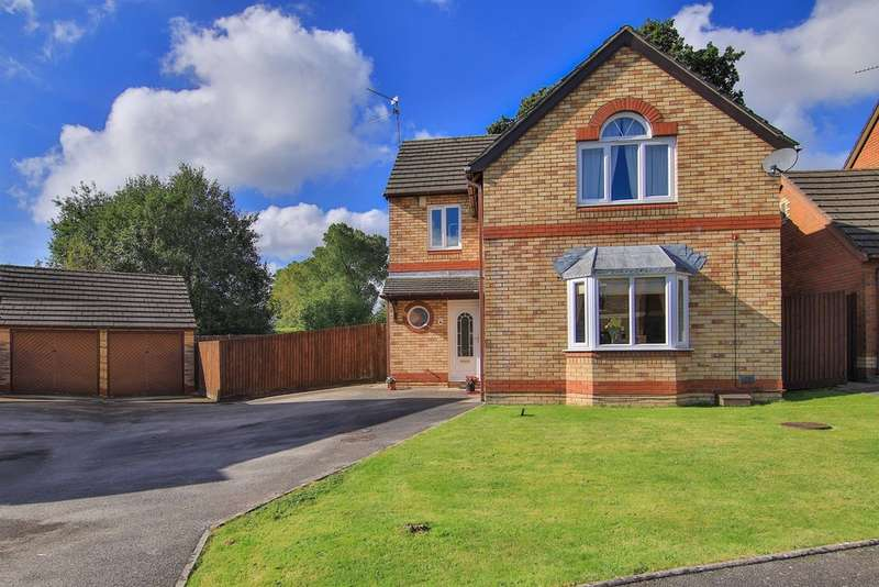 4 Bedrooms Detached House for sale in Havenwood Drive, Thornhill, Cardiff