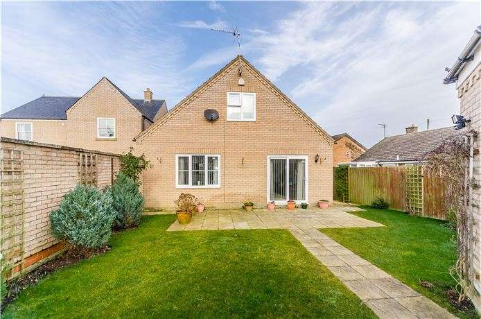 3 Bedrooms Detached House for sale in Acred Close, Little Downham, Ely