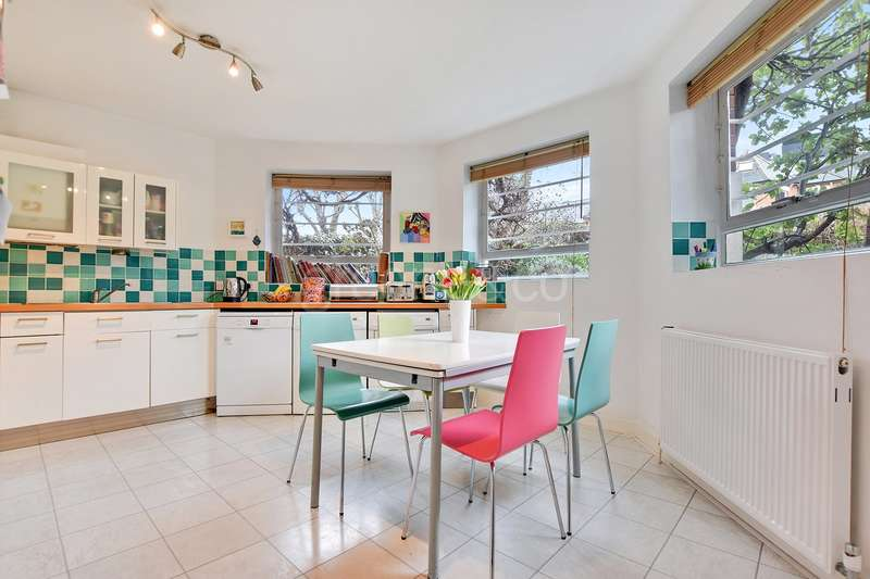 2 Bedrooms Flat for sale in Christchurch Avenue, Mapesbury Conservation Area, NW6