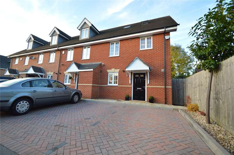 3 Bedrooms End Of Terrace House for sale in Armitage Place, Maidenhead, Berkshire, SL6
