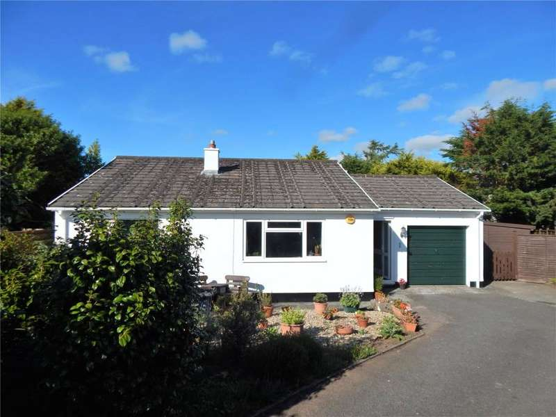 3 Bedrooms Detached Bungalow for sale in Polwyn Close, Heamoor, Penzance