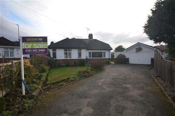 3 Bedrooms Detached House for sale in Bendee Road, Little Neston