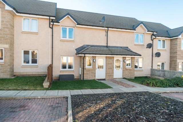 2 Bedrooms Terraced House for sale in Whitehouse Way, Gorebridge, Midlothian, EH23 4FP