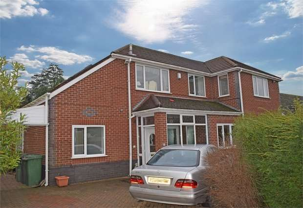 4 Bedrooms Detached House for sale in St Stephens Road, Birkenhead, Merseyside