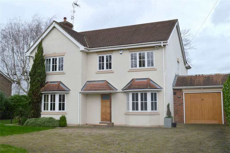 4 Bedrooms Detached House for sale in Letty Green, HERTFORD, Herts