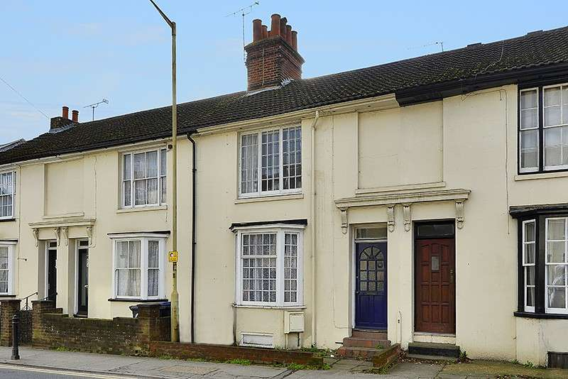 5 Bedrooms Terraced House for sale in Whitstable Road, Canterbury, CT2