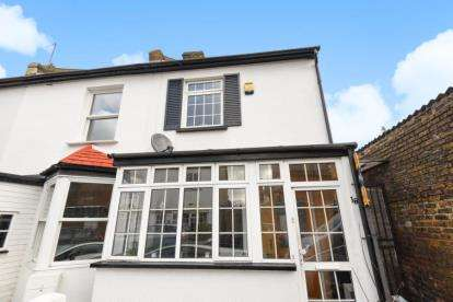 3 Bedrooms End Of Terrace House for sale in Yew Tree Road, Beckenham