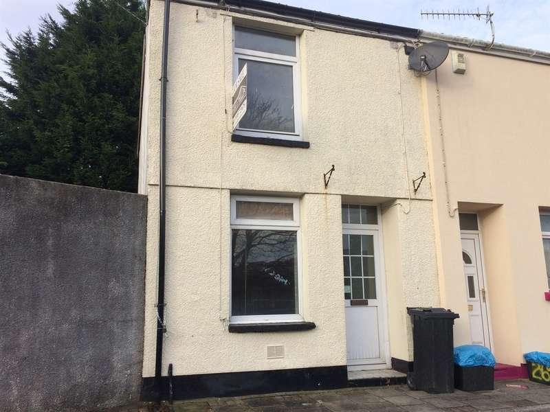 2 Bedrooms Semi Detached House for sale in North Street, Penydarren, Merthyr Tydfil