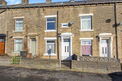 4 Bedrooms Terraced House for sale in Hanson Lane, Halifax, West Yorkshire, Yorkshire