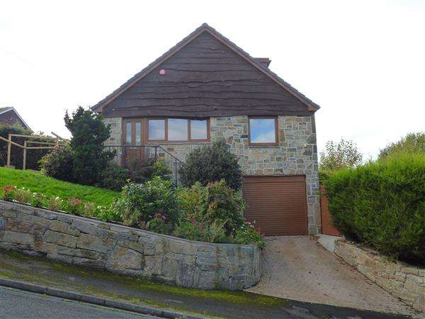 3 Bedrooms Detached House for sale in Bankfield Drive, Holmbridge, Holmfirth