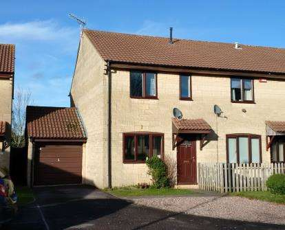 3 Bedrooms End Of Terrace House for sale in York Close, Yate, Bristol, Gloucestershire