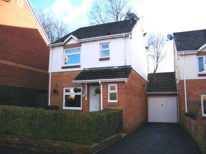 3 Bedrooms Link Detached House for sale in Exmouth, Devon
