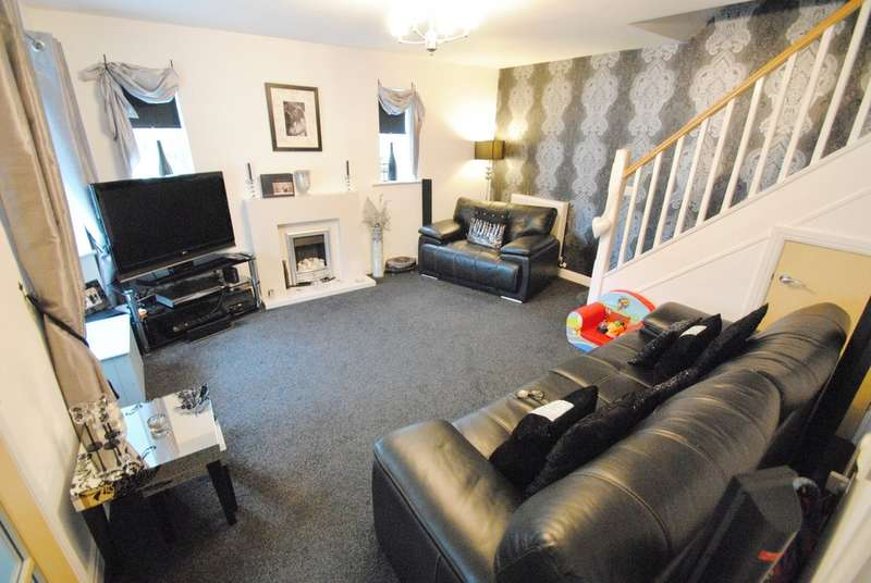 3 Bedrooms Town House for sale in Brookhaven Way, Bramley, Rotherham