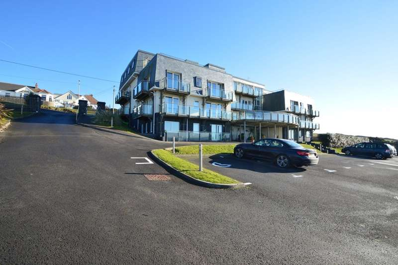 2 Bedrooms Flat for sale in Heritage Coast House, Ogmore By Sea, Vale of Glamorgan, CF32 0PR