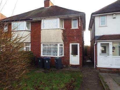 3 Bedrooms House for sale in Bosworth Road, Birmingham, West Midlands