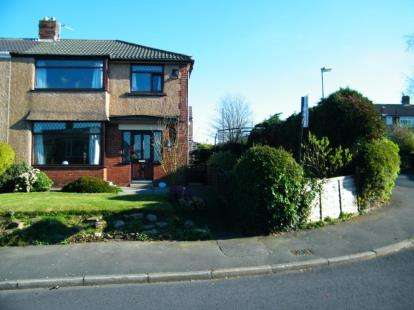 3 Bedrooms Semi Detached House for sale in Langdale Close, Blackburn, Lancashire, BB2
