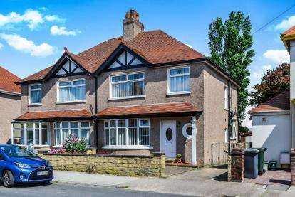4 Bedrooms Semi Detached House for sale in Thornton Road, Morecambe, Lancashire, LA4