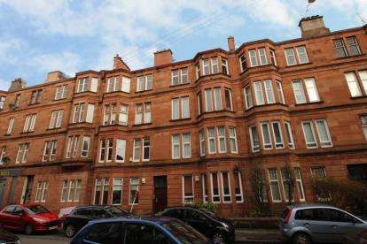 2 Bedrooms Flat for sale in Walton Street, Glasgow, Lanarkshire
